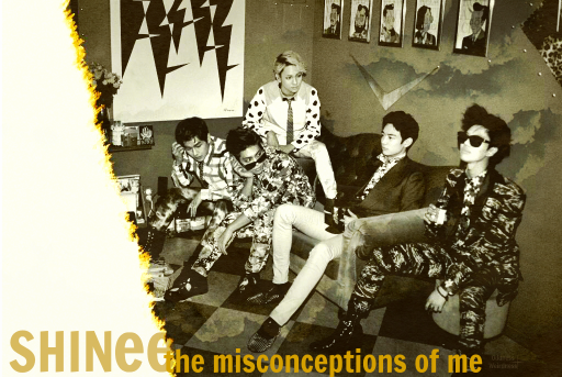 shinee why so serious -misconceptions of me teaser edit